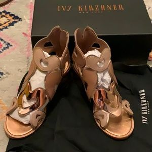 Ivy Kirzhner New York Sandals 7M